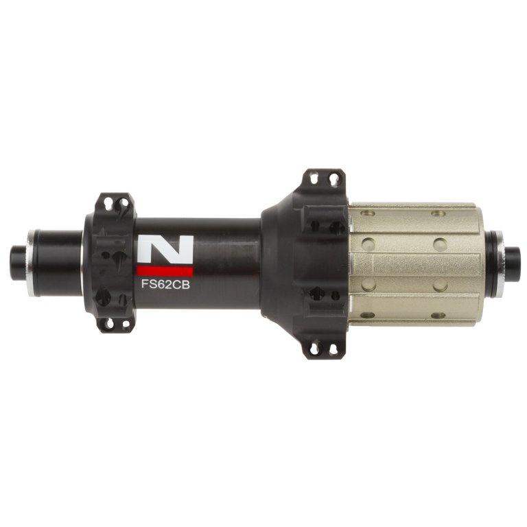 náboj Novatec FS62CB-11S 24d zadní carbon