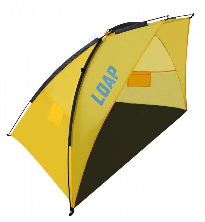 stan plážový LOAP BEACH SHADE M žlutý