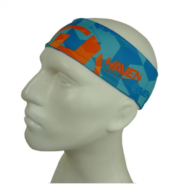 čelenka HAVEN THIN modrá