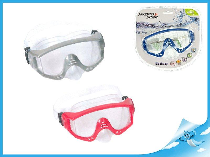 brýle potápěčské polykarbonátová skla 14+