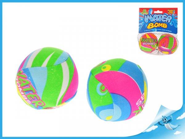 vodní bomby 2ks neon 7cm