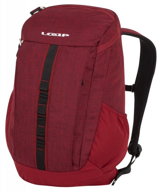 batoh daypack LOAP BUSTER červený