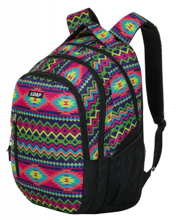 batoh daypack LOAP LIAN barevný