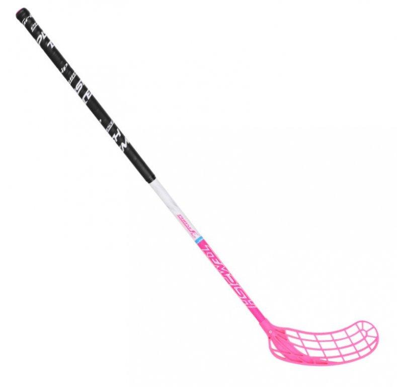 hokejka florbal Tempish PHASE F32 pink Junior 80cm
