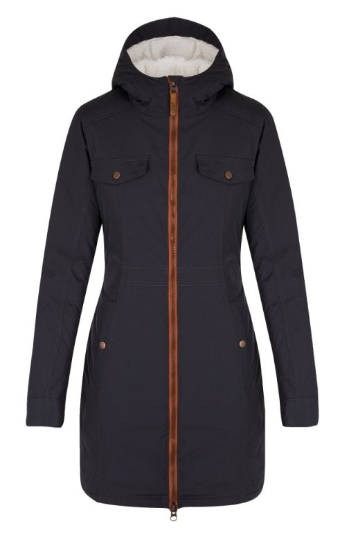 kabát dámský LOAP NIKCA temně modrý