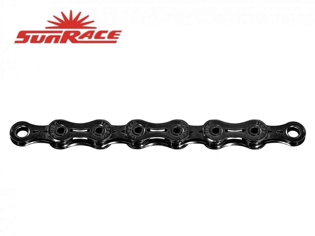 řetěz SunRace CN11Z 11k 116čl. černý