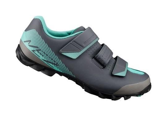 boty Shimano ME2 černo-zelené