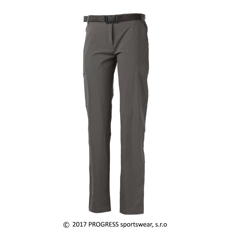 kalhoty dlouhé dámské Progress EPICA šedé