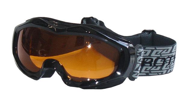 brýle lyžařské BROTHER B112 černé