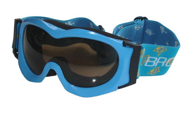 brýle lyžařské BROTHER dětské B185 modré