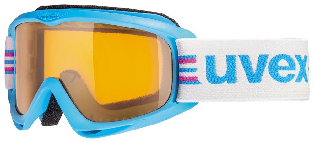 brýle lyžařské UVEX SNOWCAT tyrkysovo/bílé