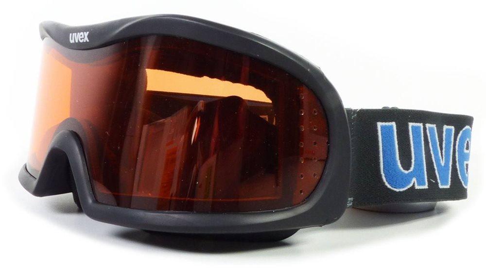 brýle lyžarské UVEX VISION OPTIC I černo/modré