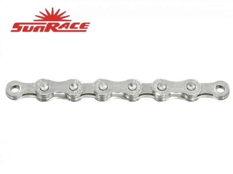 řetěz SunRace CN11A 11k 126čl. stříbrný