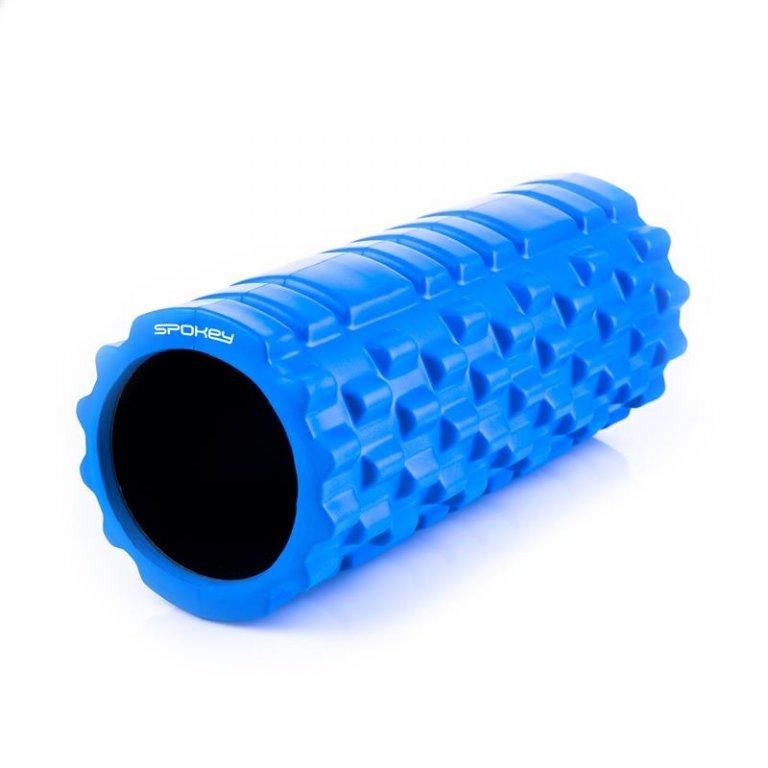 fitness válec Spokey TEEL II pěnový modrý