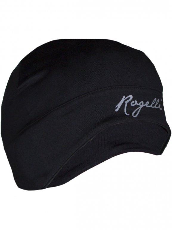 čepice dámská Rogelli ZORA elastická s otvorem pro vlasy