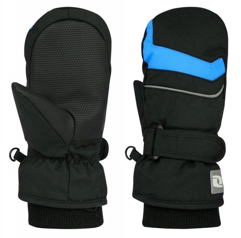 rukavice dětské LOAP NICONOS palčáky černo/modré