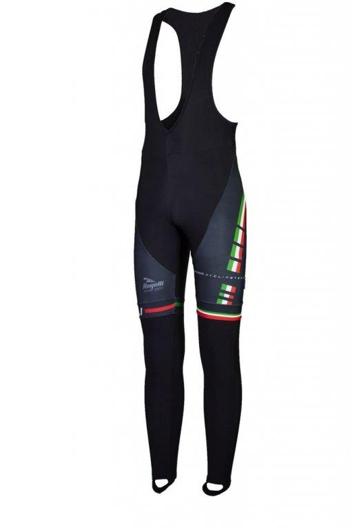 kalhoty dlouhé pánské Rogelli TEAM 2.0 černé