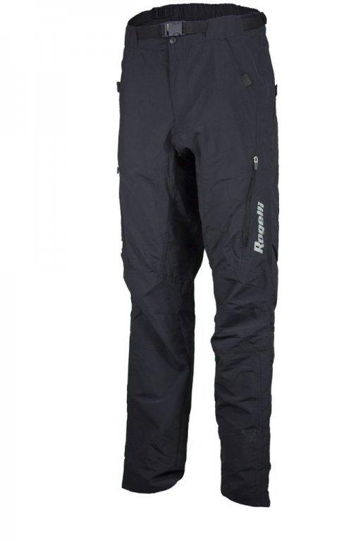 kalhoty dlouhé pánské Rogelli CASERTA volné MTB černé