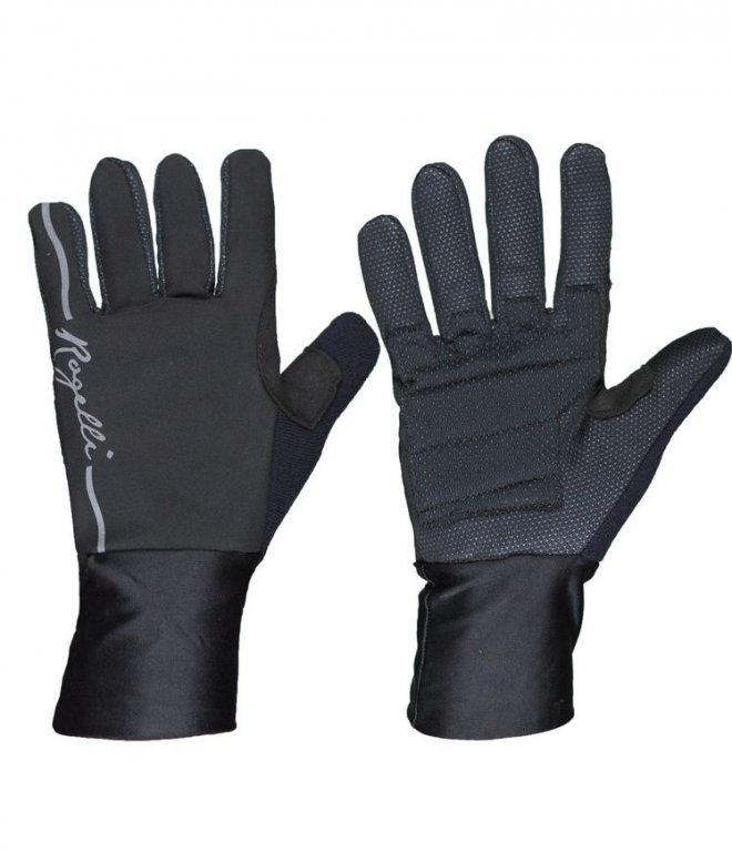 rukavice Rogelli FIORE zimní černé