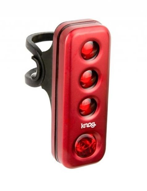 osvětlení zadní Knog Blinder ROAD R70 červené