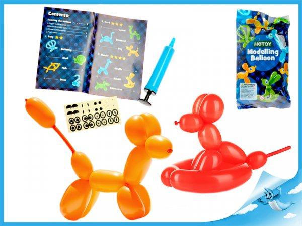 balónky na tvoření zvířátek 12ks