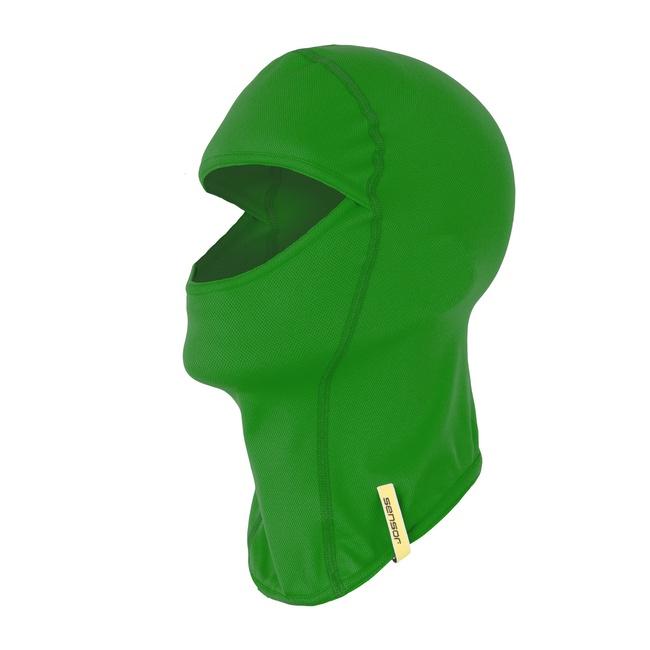 kukla dětská SENSOR DOUBLE FACE zelená
