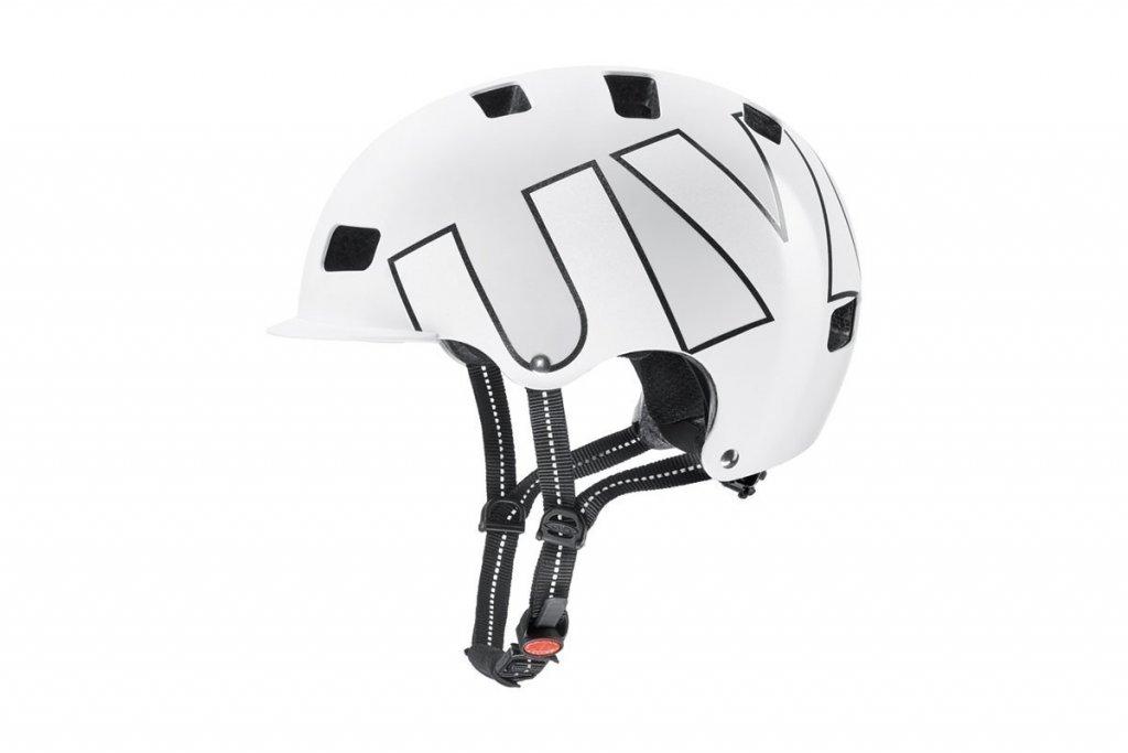 přilba UVEX HLMT 5 Bike Pro bílo/černá