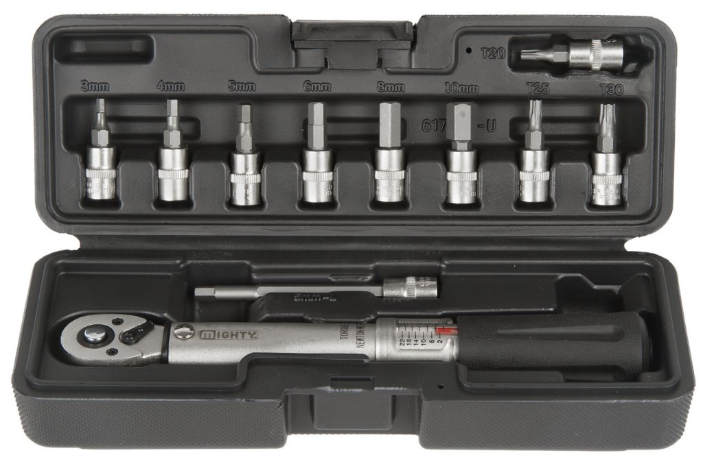 klíče multi MIGHTY Torque Wrench 2-24Nm High quality