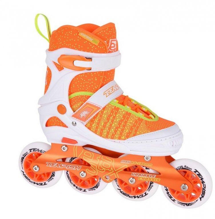 brusle kolečkové dětské Tempish VESTAX oranžové