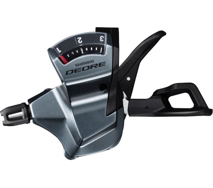 Řazení Shimano Deore SL-T6000 3p stříbrné