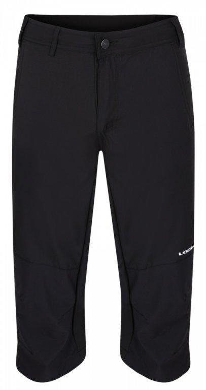 kalhoty 3/4 pánské LOAP UZUS černé