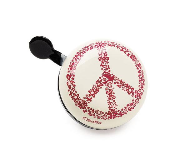zvonek ELECTRA Bell Ding Dong PEACE