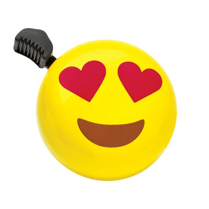 zvonek ELECTRA Bell Emoji žlutý