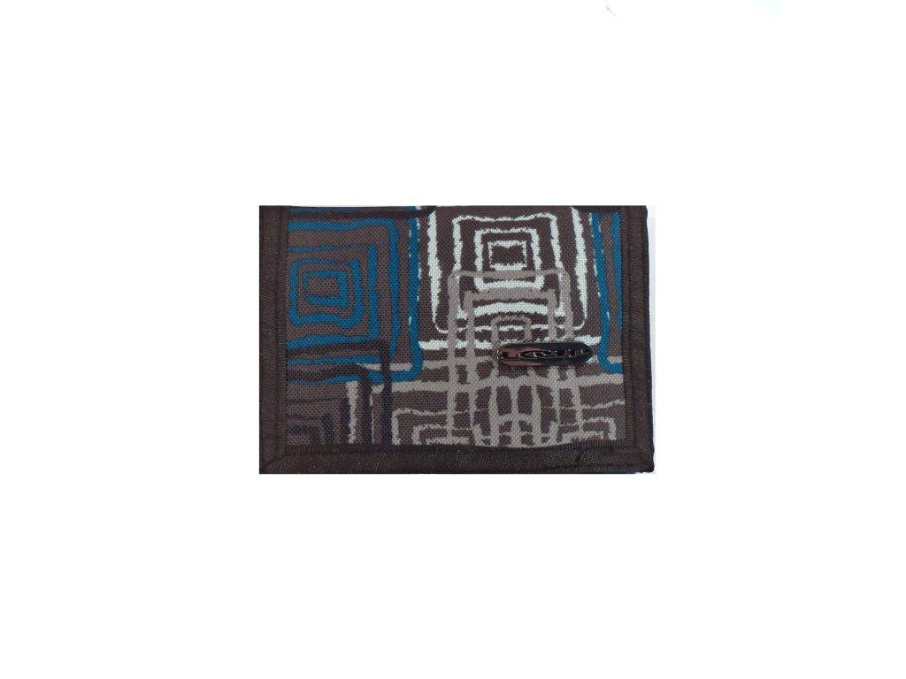 peněženka LOAP CLUB WALLETS modro/šedá