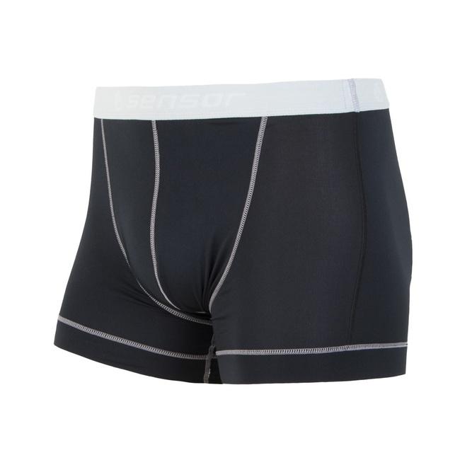 boxerky SENSOR COOLMAX FRESH černé