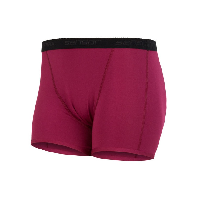 kalhotky dámské SENSOR COOLMAX FRESH s nohavičkou lilla