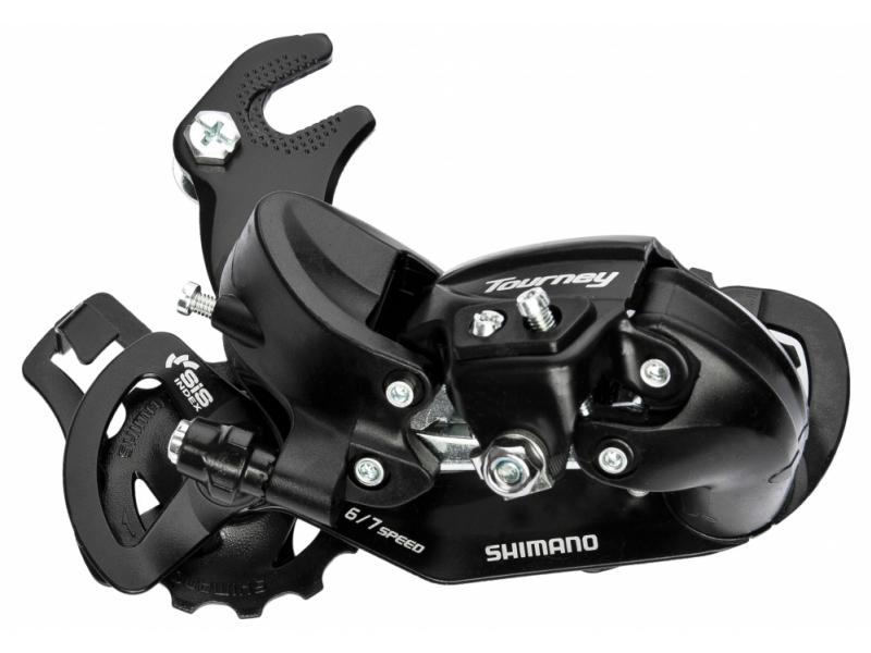 Měnič MTB 6/7k Shimano TY300 s hákem