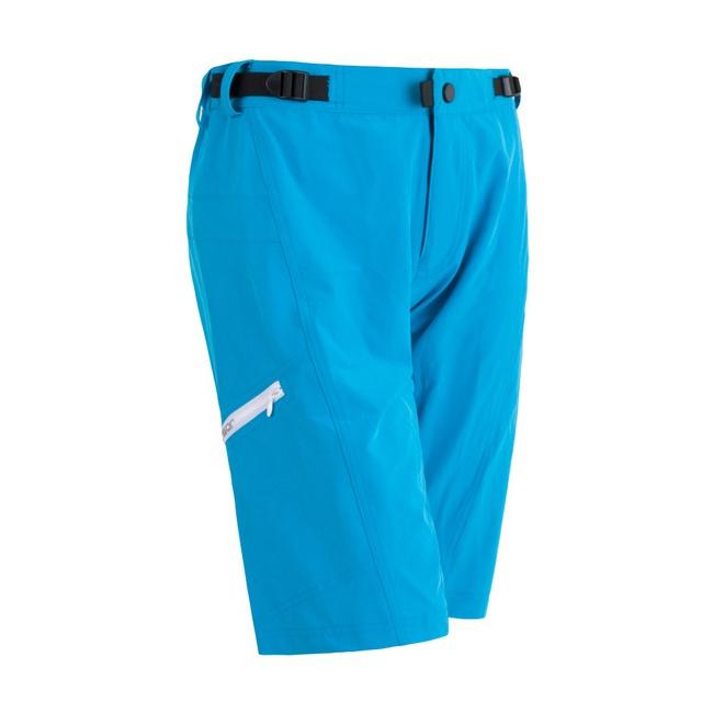 kalhoty krátké dámské SENSOR HELIUM modré