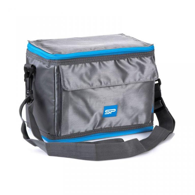 Spokey ICECUBE 2 Termo taška šedá