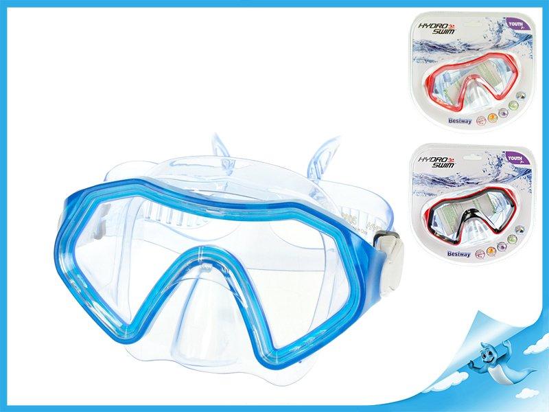 brýle potápěčské polykarbonátová skla 7+