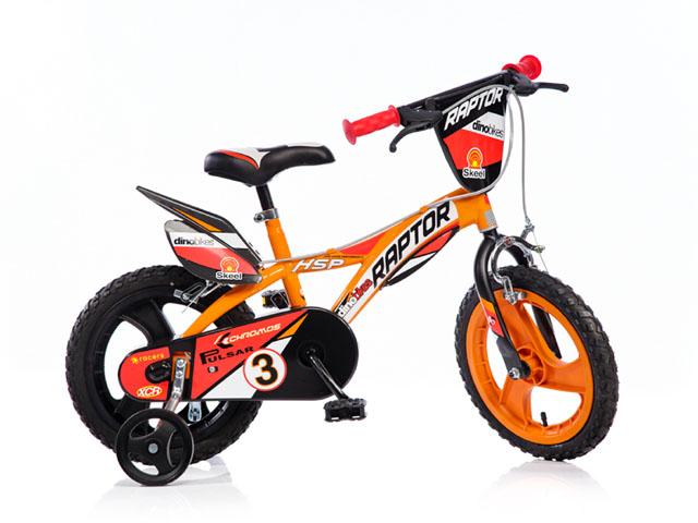 """kolo 14"""" Dino 143 oranžové"""