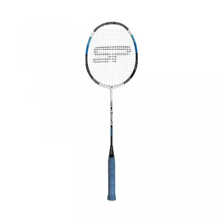 pálka badminton TOMAHAWK II modrá