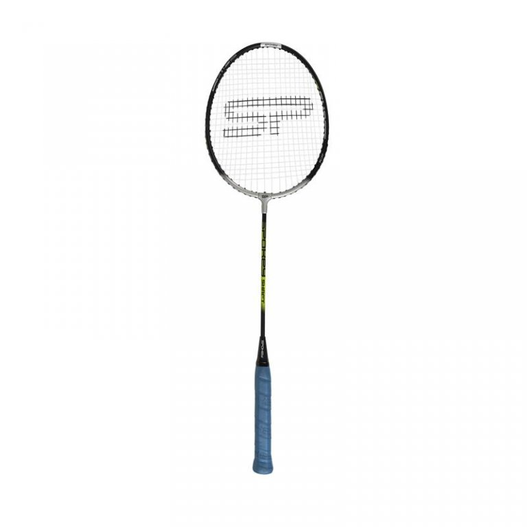 pálka badminton SHAFT II modrá