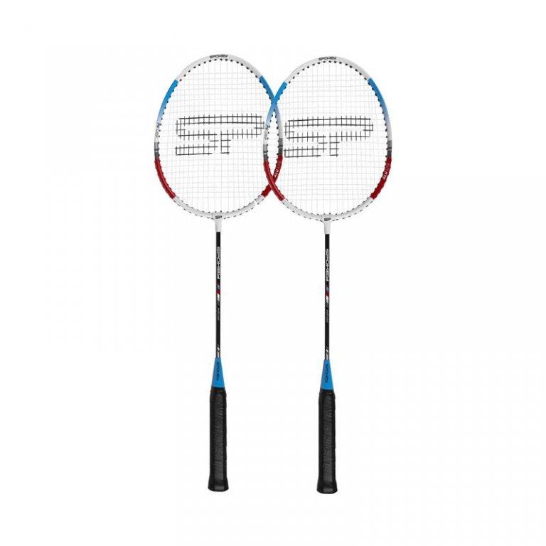 badmintonová sada Spokey FIT ONE II modrá
