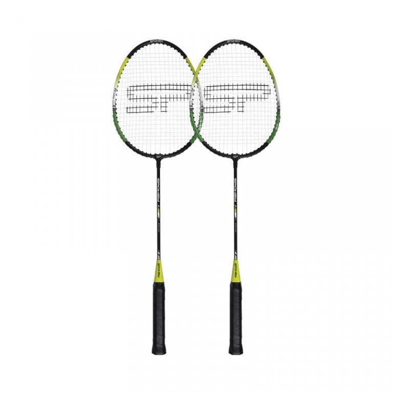 badmintonová sada Spokey FIT ONE II zelená