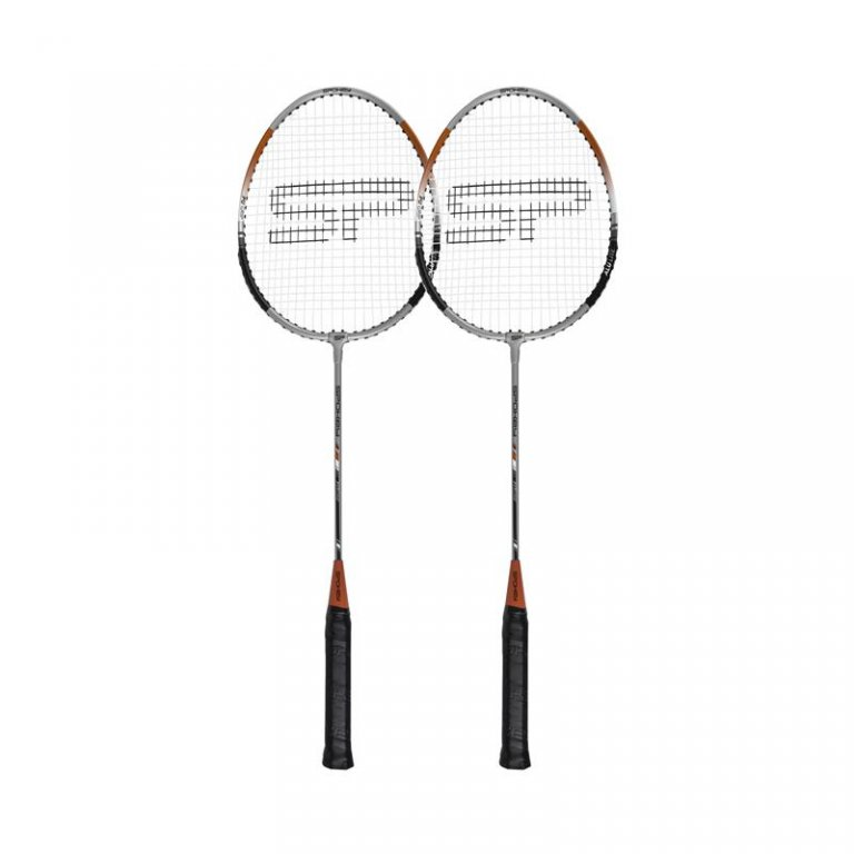 badmintonová sada Spokey FIT ONE II oranžová