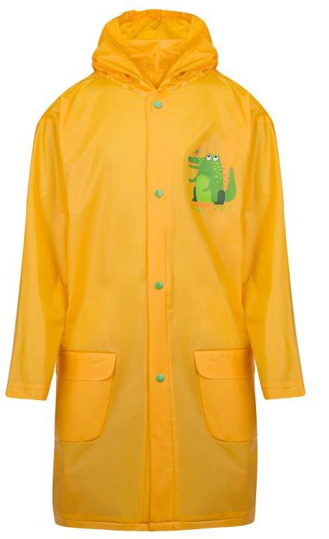 pláštěnka dětská LOAP XANTOS žlutá