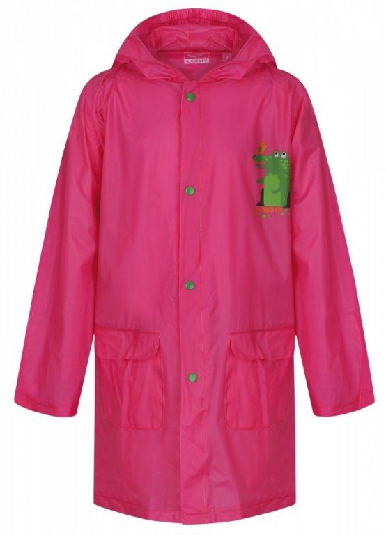 pláštěnka dětská LOAP XANTOS růžová