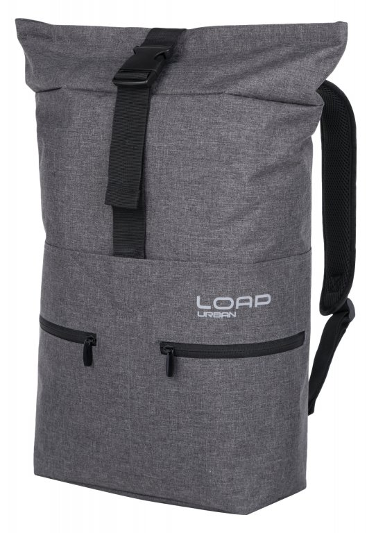batoh daypack LOAP WERNICKE šedý