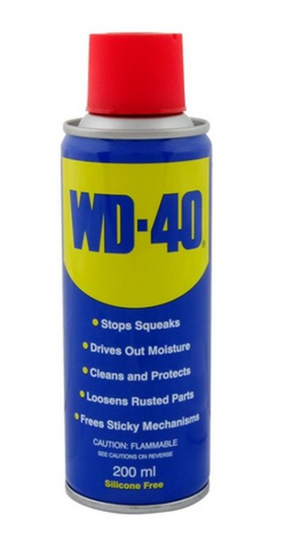 olej WD-40 spray 200ml